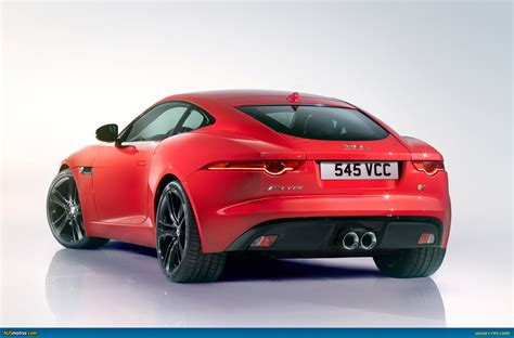 Jaguar F-type Coupé Revealed