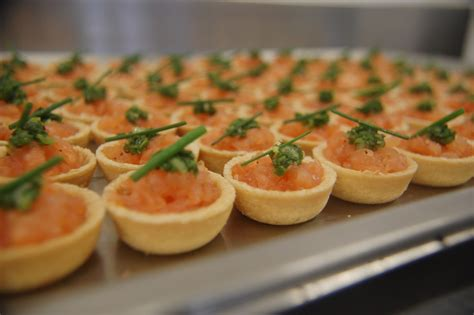 canape concertible weddings at powerscourt house canapes and starters