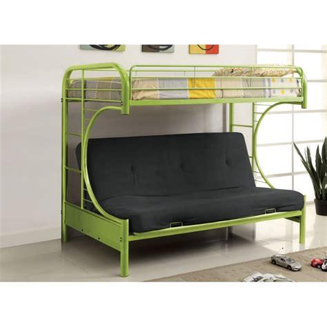 furniture  america capelli metal loft bed  green ebay