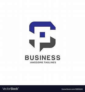 Letter, Sp, Logo, Royalty, Free, Vector, Image