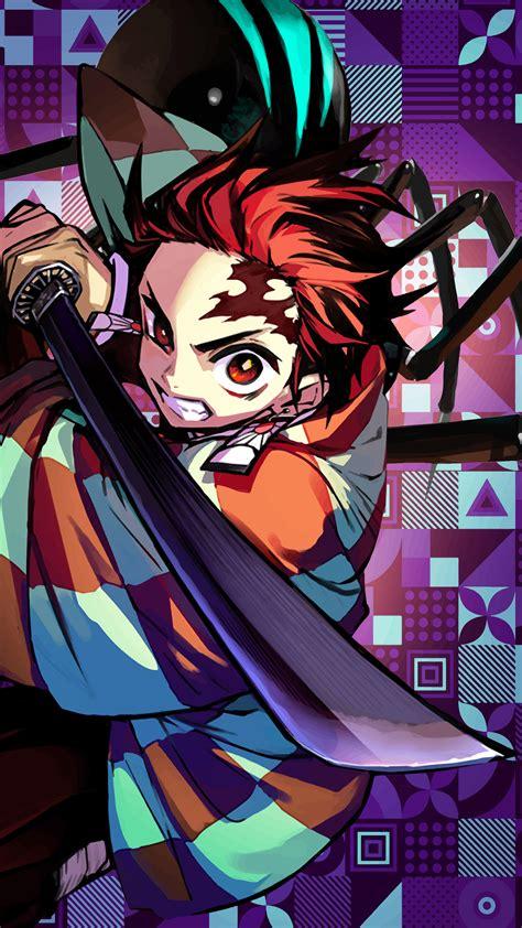 Demon slayer slayer anime anime angel anime demon chica anime manga anime art arte cyberpunk demon hunter angels and #kimetsunoyaiba #nekuzo #shinazugawa #demonslayer #fanartsource by eduardobritto7. Demon Slayer 4K Phone Wallpapers SyanArt Station