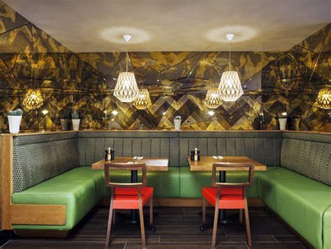 Mexican Restaurant by Brown Studio   InteriorZine
