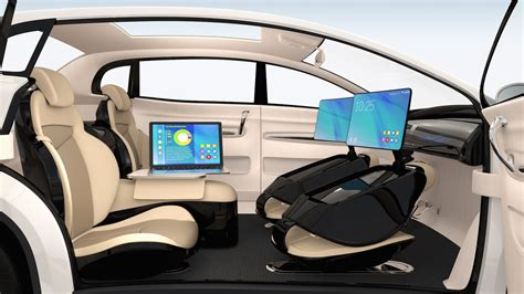 Will Autonomous Vehicles Provide The Next Screens For