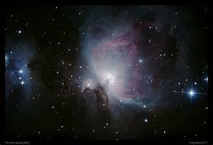 The Orion Nebula M42 by CapturingTheNight on DeviantArt