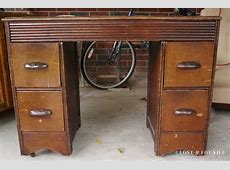 How to Refinish a Table Top or Dresser Part 1 Lost & Found