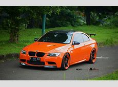 2013 BMW M3 Halloween Orange By Antelope Ban Review Top
