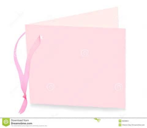 Blank Greeting Card Stock