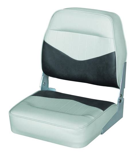 Wise Boat Seat Hardware by Wise Low Back Boat Seat Cuddy Marble Cuddy Charcoal