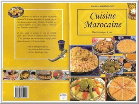 telecharger recette de cuisine alg ienne pdf la cuisine marocaine livre