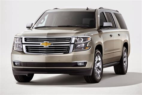 Z71 Suburban 2015 by 2015 Chevrolet Tahoe And Suburban Get Z71 Package This Fall