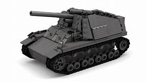Lego Wwii Hummel Tank Instructions