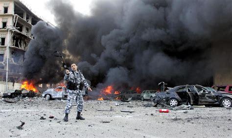 Pilsoņu karš, spridzināšanas, iebrukumi: ko 45 gados pārdzīvojusi nelielā Libāna - Ārvalstīs ...
