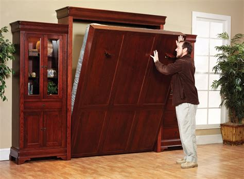 hampton wall bed murphy beds  san diego