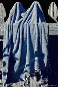 towel draping draped towel