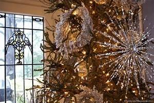 Geschmückte Weihnachtsbäume Christbaum Dekorieren : eiszeit ~ Markanthonyermac.com Haus und Dekorationen