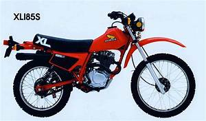 Honda Xl 185 Image