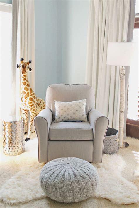 Nursery Sheepskin Rug by 20 Extremely Lovely Neutral Nursery Room Decor Ideas That