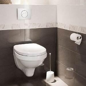 le carrelage wc se met a la couleur pour faire la deco With quelle couleur dans les wc 4 deco wc mauve