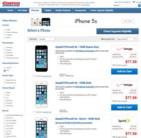 iphones and ipads back on at costco technabob
