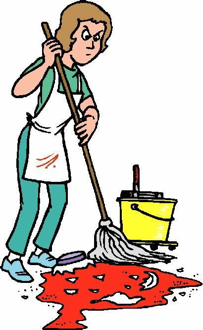 Cleaning Clip Activities Wales