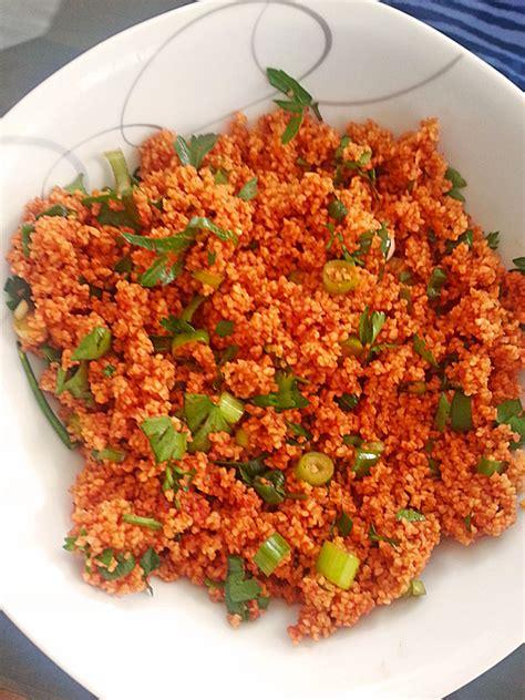 tuerkischer bulgursalat rezept mit bild von lappalie