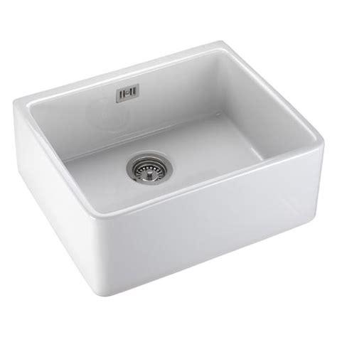 leisure kitchen sink leisure sinks belfast 595 kitchen sink cbl595wh 3715