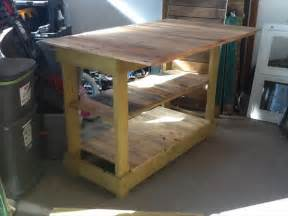 diy kitchen island table diy pallet kitchen island table with stools pallet furniture plans