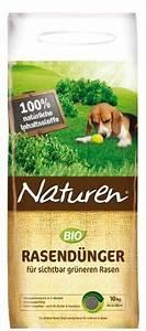 Dünger Mit Unkrautvernichter : naturen bio rasend nger f r 250qm 10 kg rasend nger mit ~ Michelbontemps.com Haus und Dekorationen