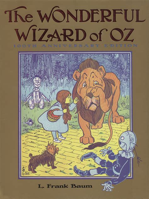 the wonderful wizard of oz by l frank baum book review