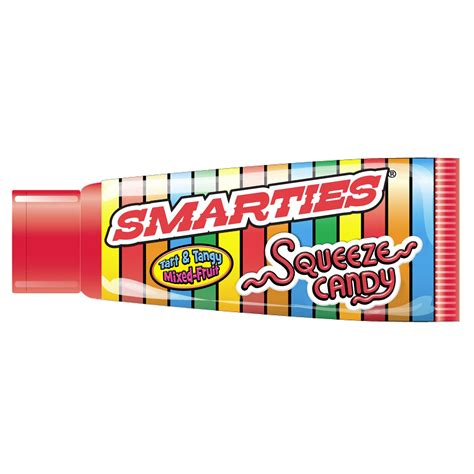Smarties Squeeze Candy   All Distributed Items ...