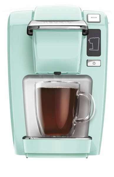 It's easy to insert pods into the keurig pod coffee makers. Keurig K15 Single Serve K-Cup Pod Coffee Maker, Oasis - Walmart.com - Walmart.com