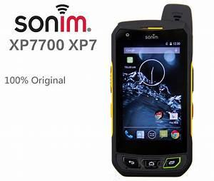 Original Sonim Xp7 Luxury Smartphone Rugged Android Quad Core Waterproof Mobile Phone Shockproof