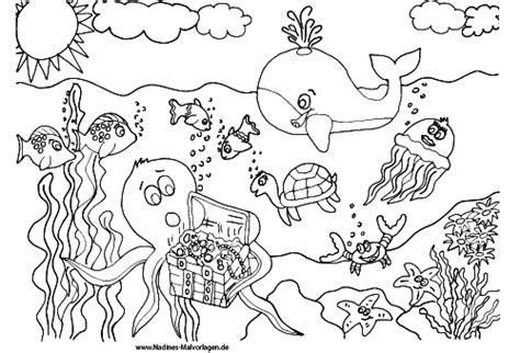 ausmalbilder tiere seite  von  nadines ausmalbilder