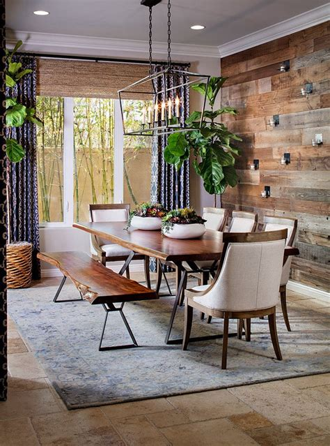 wood accent wall adds texture warmth style