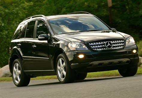 mercedes benz ml  image