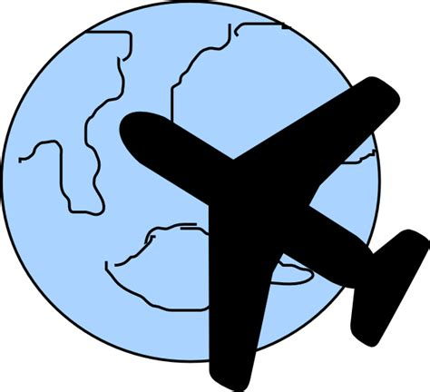 airplane clipart plane clip at clker vector clip