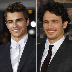 Celebrity Look Alike: James Franco and Dave Franco - I AM ...