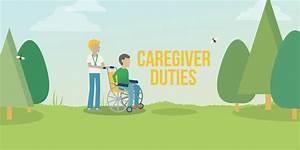 Caregiver Duties Kindly Care