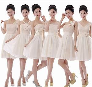 new fashion short bridesmaid dress short formal dress With hostess dresses for a wedding