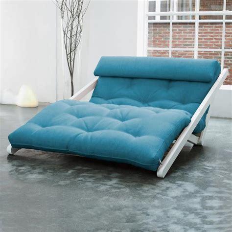 canapé lit très confortable canapé convertible méridienne chaise longue très design