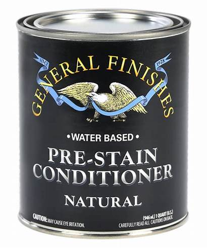 Stain Based Water Conditioner Pre Wood Finishes