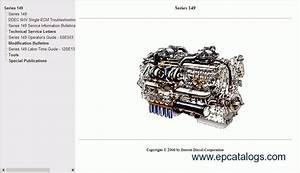 Detroit Diesel Power Service Literature Off