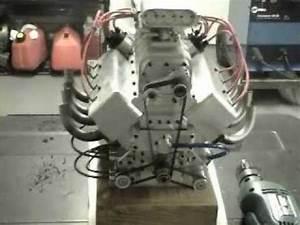Mini V8 Motor : homemade supercharged miniature v8 engine model running ~ Jslefanu.com Haus und Dekorationen