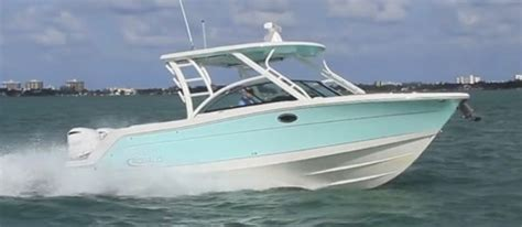 Robalo Boat Performance by Robalo R317 2017 2017 Reviews Performance Compare Price