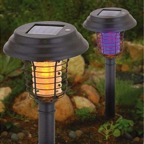 4 westinghouse 174 bug wacker solar insect lights