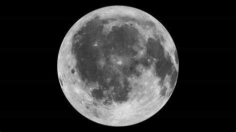 Clementine Rotating Moon Globe 720p Youtube