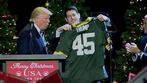 Donald Trump Appears With Paul Ryan on 'Thank You' Tour ...