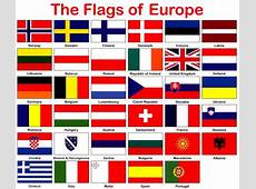 EUROPEAN Country Flags Europe 3ft x 2ft 60 x 90 cm 100%