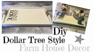 DIY Dollar Tree Farm House Decor