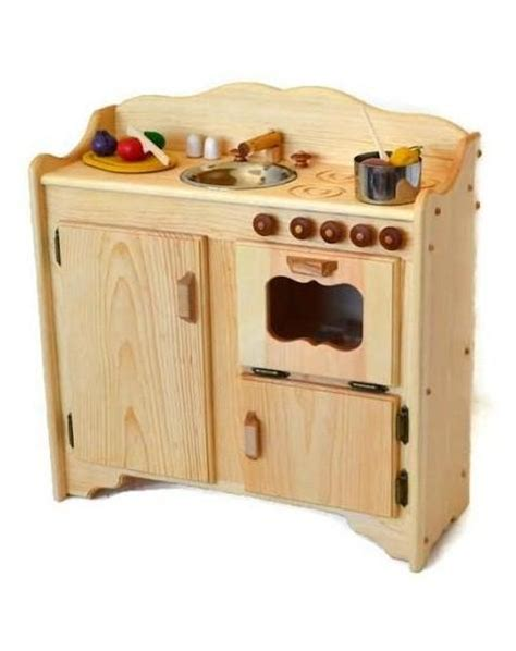 Wooden Play Kitchens And More  Elves And Angels  Elves